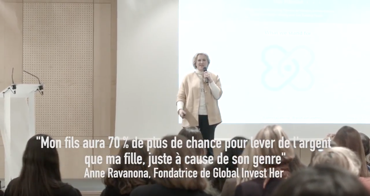 Women's Entrepreneurship Day, Paris, November 2016